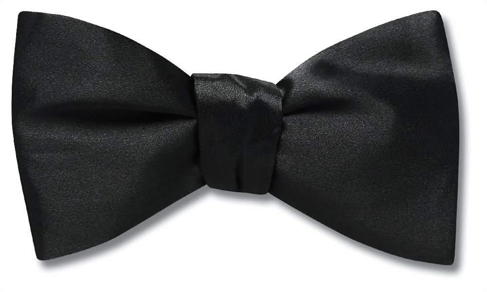 классический галстук-бабочка