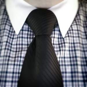 Как завязывать галстук - узел Ганновер