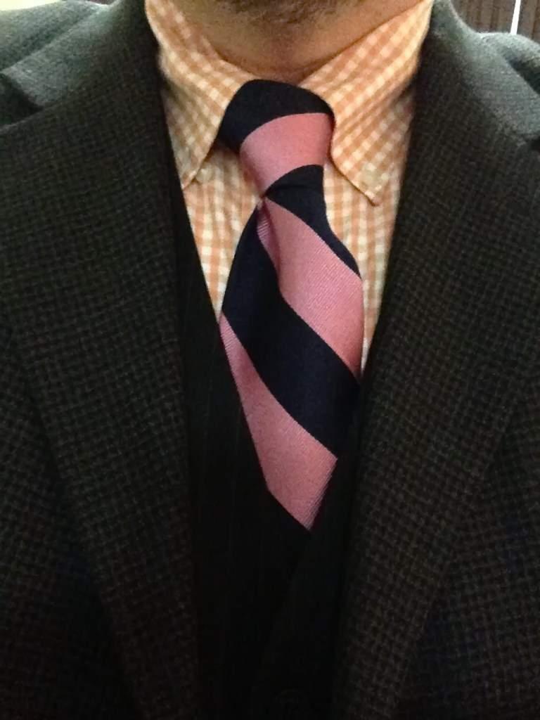 Узел галстука Манхеттен