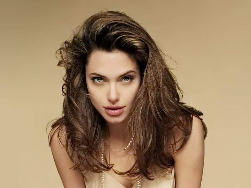 Классический объем на волосах
