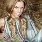прическа на длинные волосы быстро и красиво - ЧУДЕСНЫЙ «РЫБИЙ ХВОСТ»