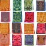 Как выбрать цвет шарфа или платка