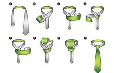 Как завязать галстук - узел Кельвин