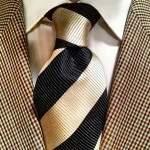 узел галстука за 8 движений