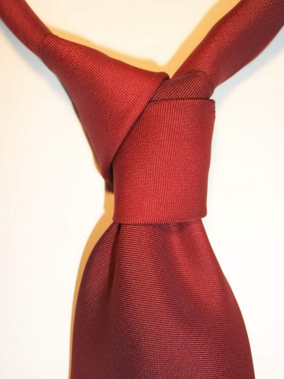 Узел для галстука Диагональный