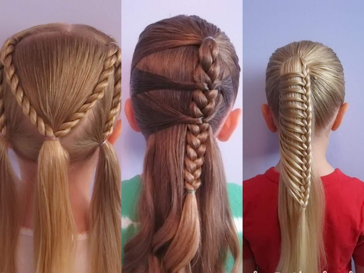 простая укладка на длинные волосы - НЕСКОЛЬКО ВИДОВ КОС НА ДЛИННЫЕ ВОЛОСЫ