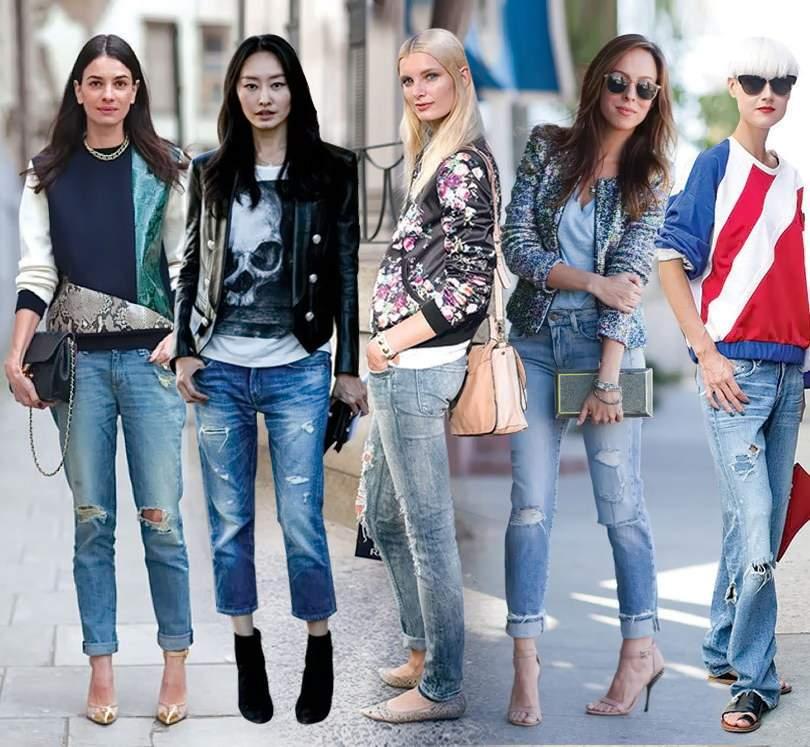 Как красиво порвать джинсы чтобы все обзавидовались...