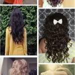как накрутить волосы без плойки и бигудей