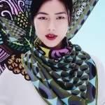 как красиво завязывать платок