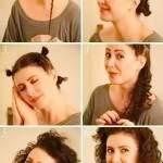 как можно накрутить волосы без бигудей и плойки