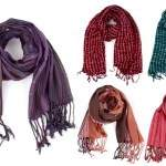 Как определиться с цветом шарфа