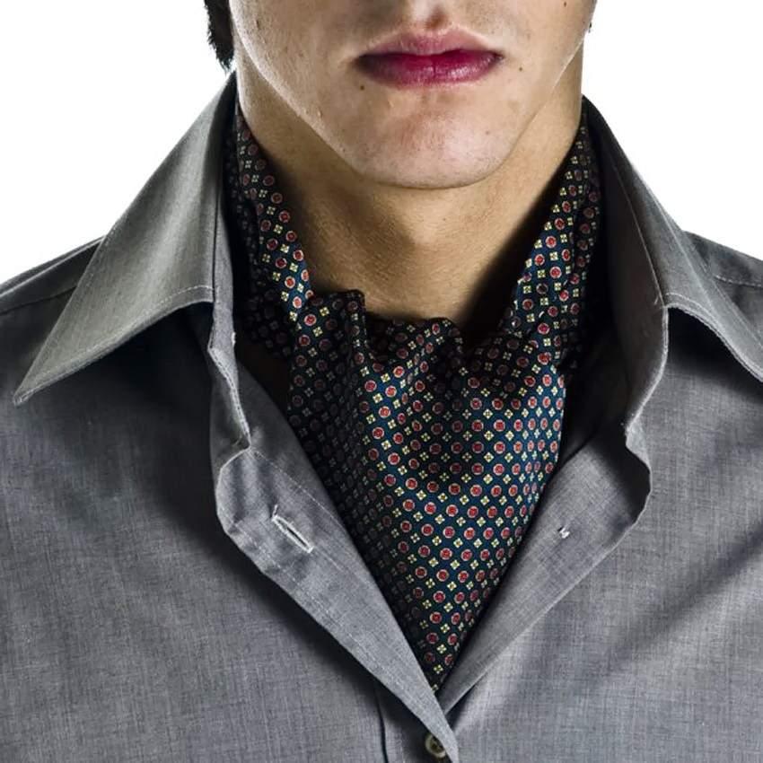 мужской платок на шею