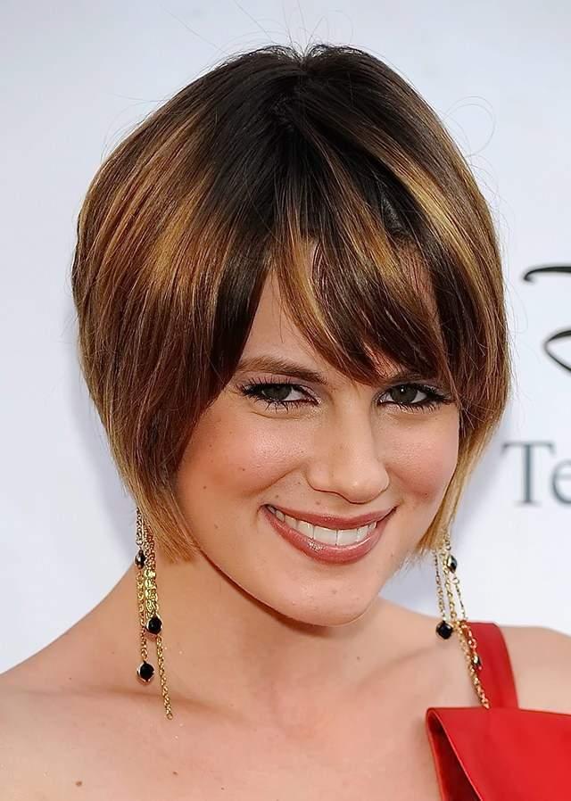 стрижки на короткие волосы фото