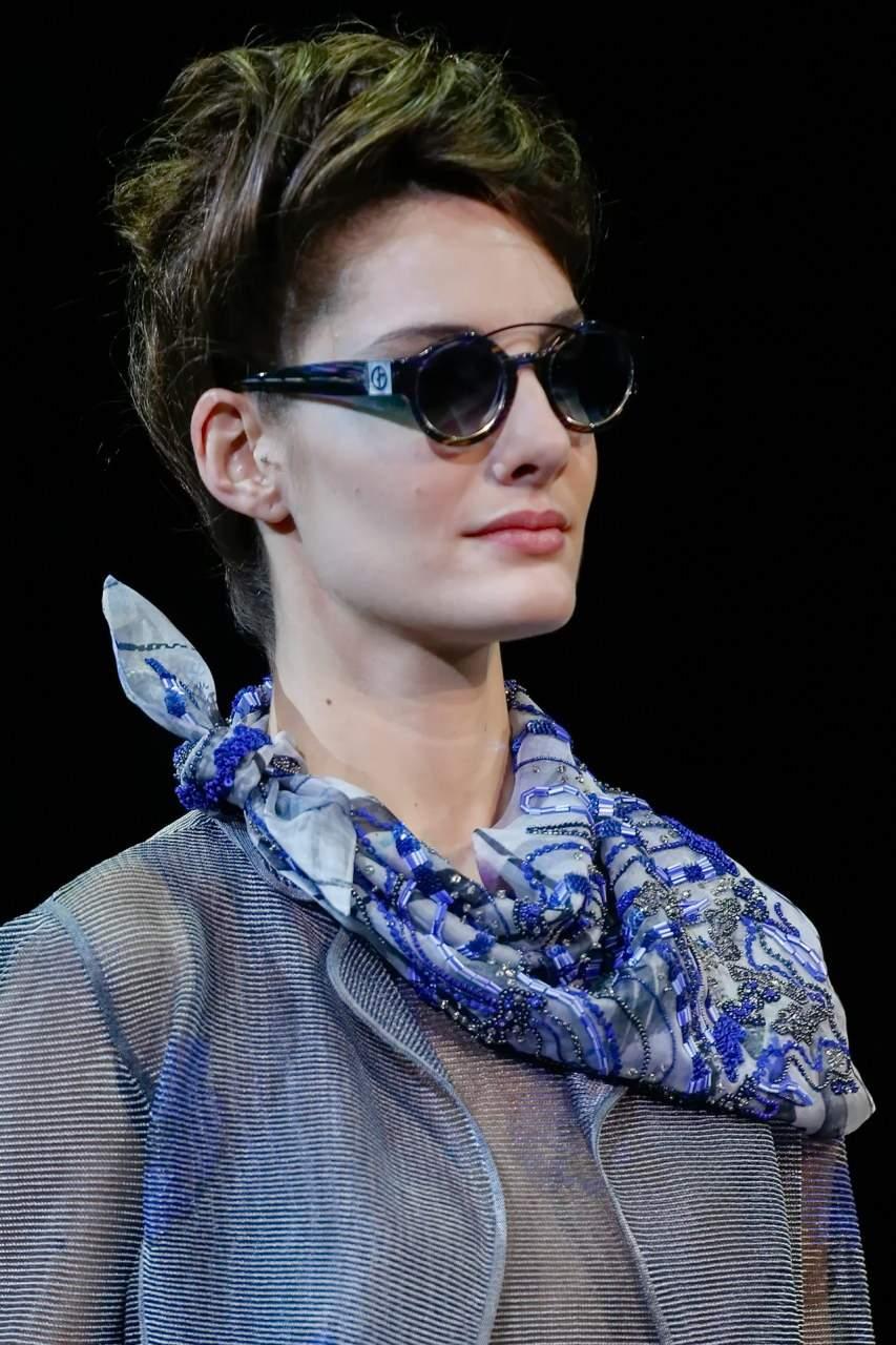 шейный платок женский