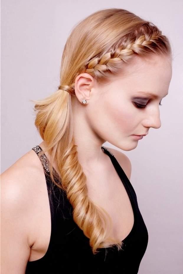 Прически из кос коса в греческом стиле