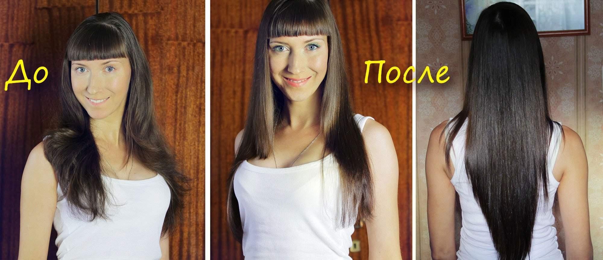 Принцип действия кератиновой маски против выпадения волос