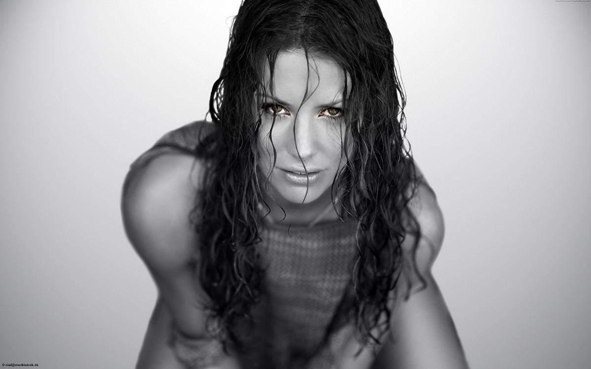 Укладки на длинные волосы эффект мокрых волос