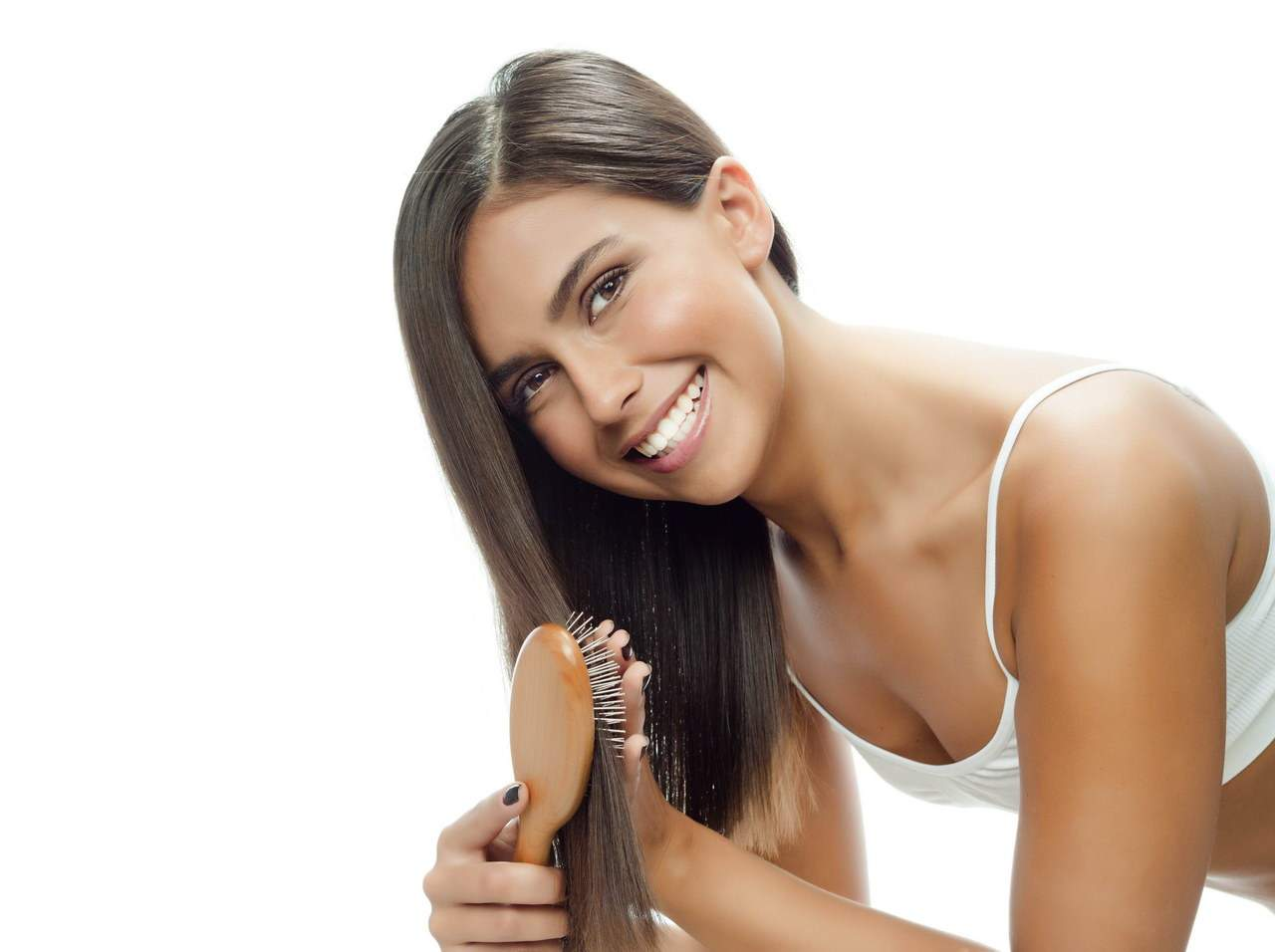 типы повреждения волос