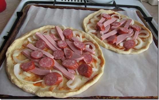 Как приготовить пиццу, тесто для пиццы