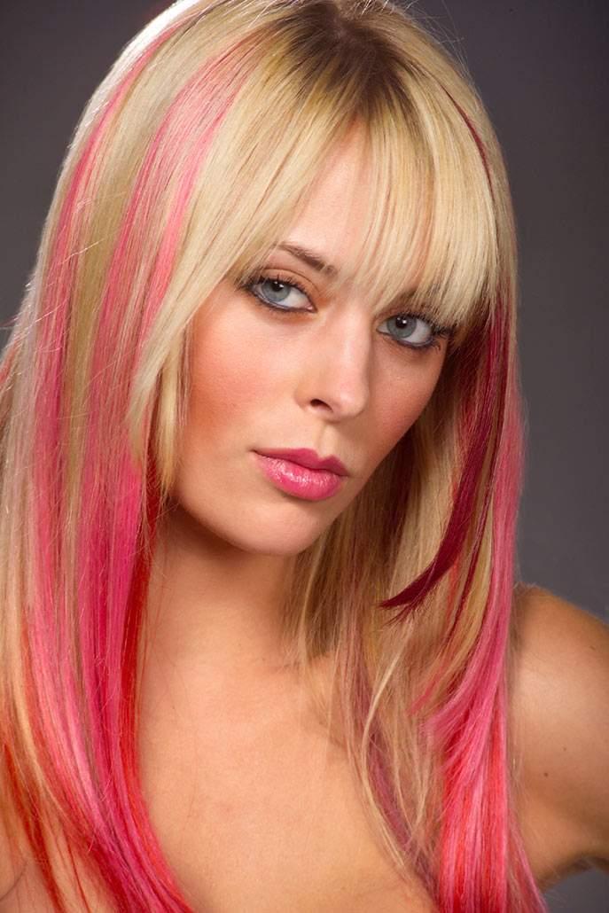 Покраска волос. Тенденции парикмахерского искусства.
