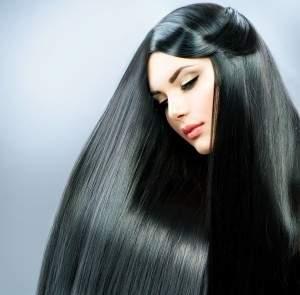 ламинирование волос на черные волосы
