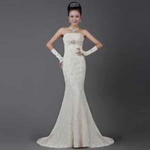 Еще вариант свадебного платья