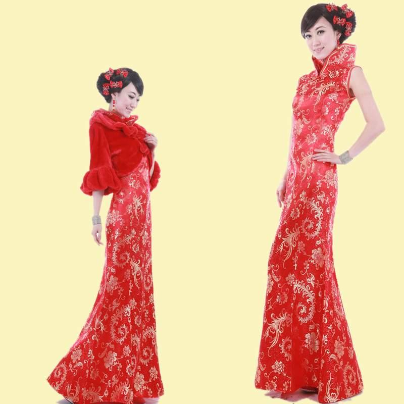 Платье рыбий хвост - китайский вариант