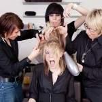 Стрижка при беременности и кончики волос