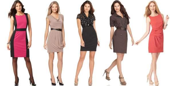 деловой стиль одежды и ее цвет