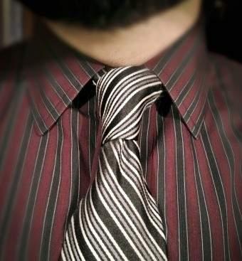 Как завязать галстук узлом Манхеттен