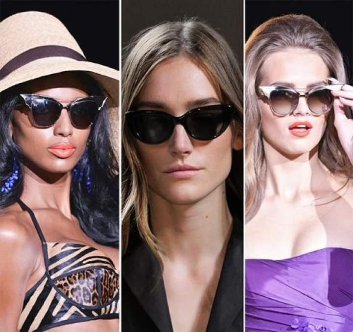 тренды в моде и солнечные очки