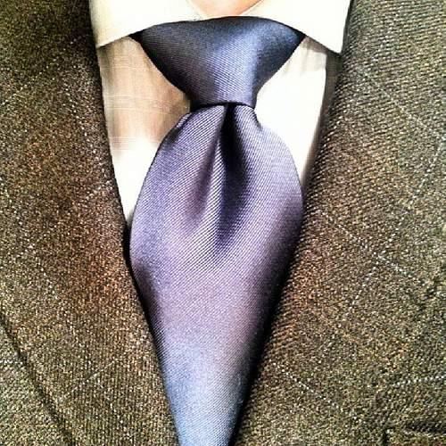 Узел для галстука Гановер