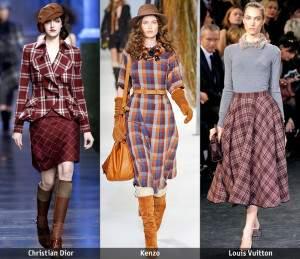 Модные детали в гардеробе осенью