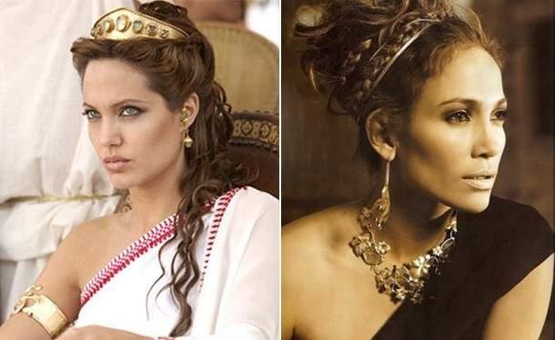 Греческая богиня: как ею стать.
