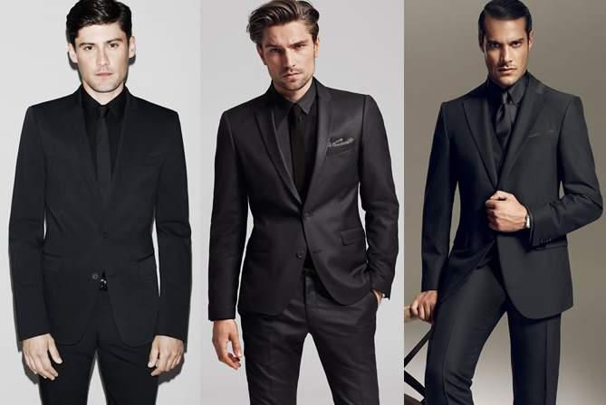 как выбрать костюм - выбираем ткань