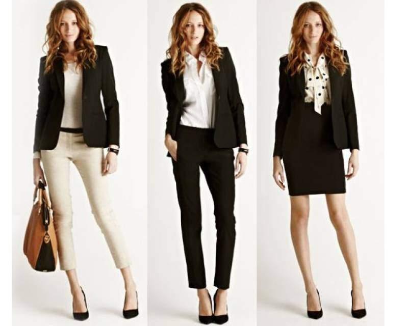 деловая одежда для женщин и деловые костюмы