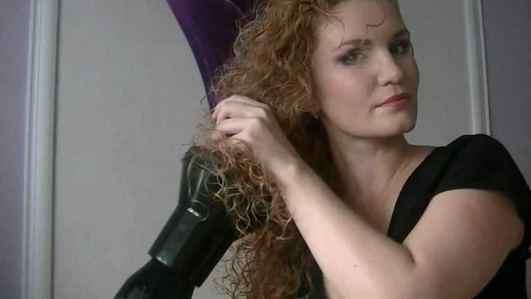 Как пользоваться диффузором для волос в домашних условиях