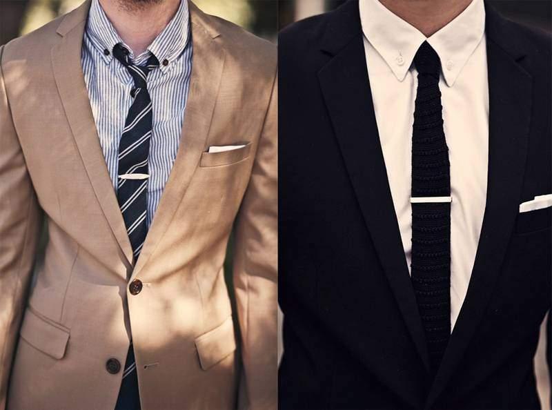 10 Великолепных зажимов для галстука