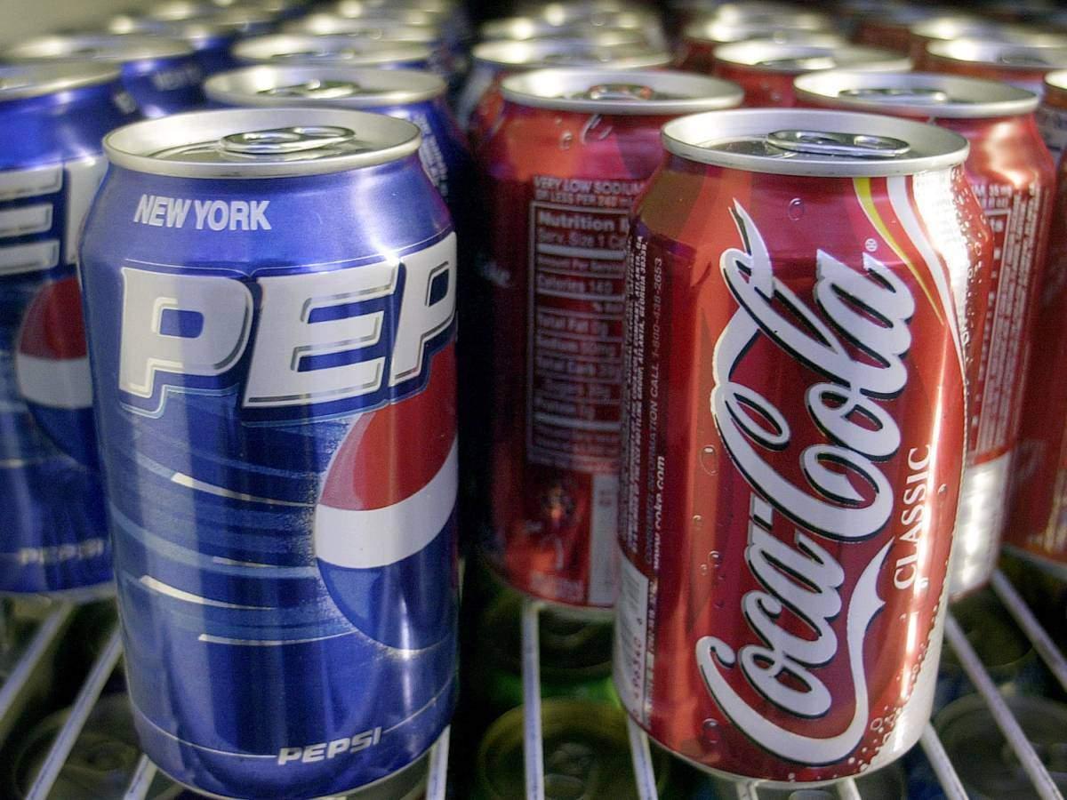 """Американский супер-напиток """"Пепси-кола"""" - мифы и реальность"""
