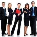 Корпоративный стиль для офисных сотрудников