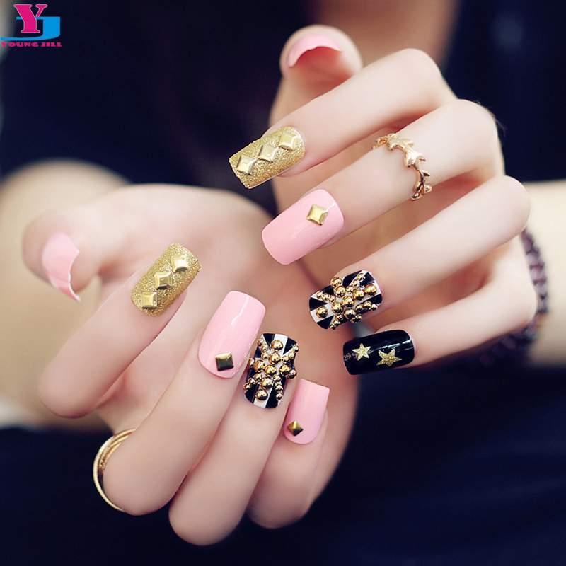 Image result for длинные накладные ногти